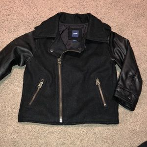 Gap motorcycle jacket